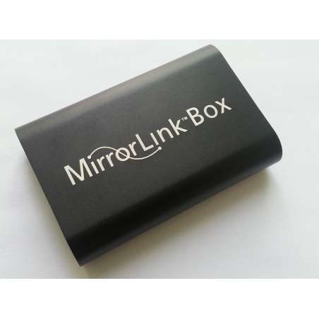 Interfata MirrorLink Android Iphone