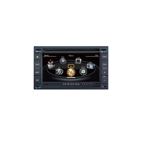 NAVD-C001 Dvd Gps Auto Navigatie Dedicata Nissan Hyundai