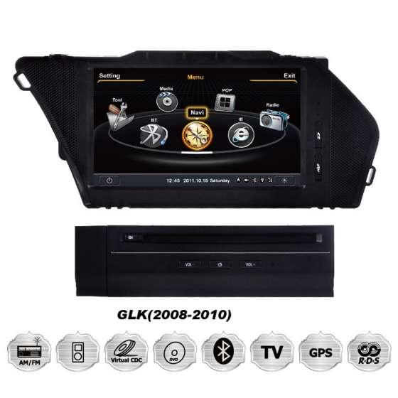 NAVIGATIE DEDICATA MERCEDES BENZ GLK DVD GPS AUTO NAVD-C266