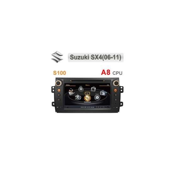 Navigatie Dedicata SUZUKI SX4 DVD GPS AUTO CARKIT NAVD-c124