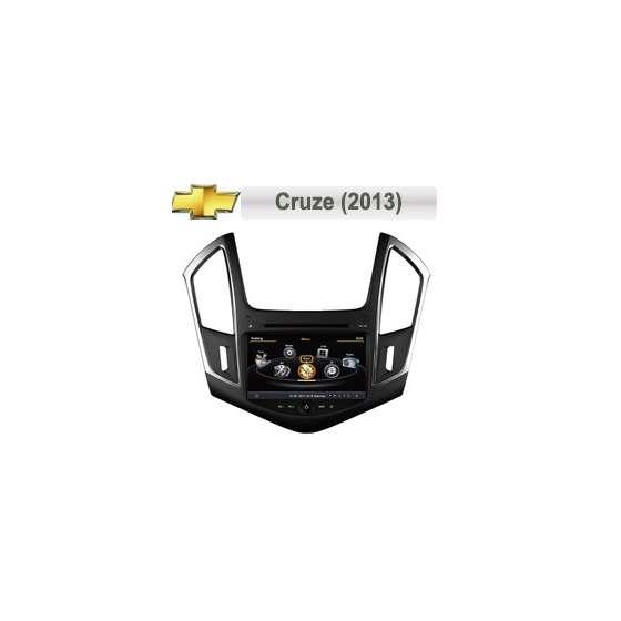 Navigatie Dedicata Chevrolet Cruze 2013 DVD GPS Auto CARKIT TV NAVD-c261