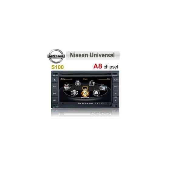 Dvd Gps Auto Navigatie Dedicata Nissan Hyundai NAVD-C001