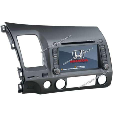 Navigatie Dedicata Honda Civic Sedan DVD Auto GPS Carkit NAVD-8944