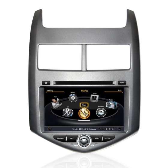 Navigatie Dedicata Chevrolet Aveo 2012 NAVD-c107 S100