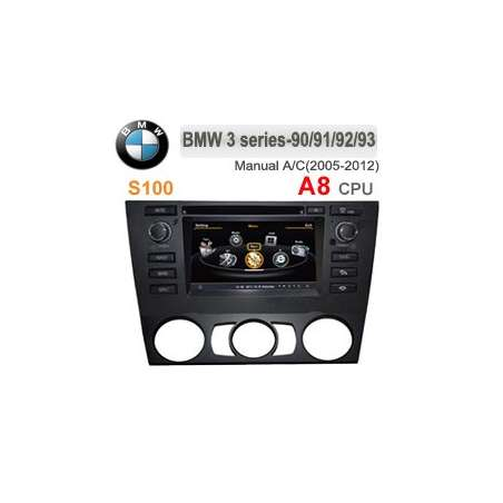 Navigatie Dedicata BMW SERIA3 E90, E91, E92 DVD GPS CARKIT NAVD-C112