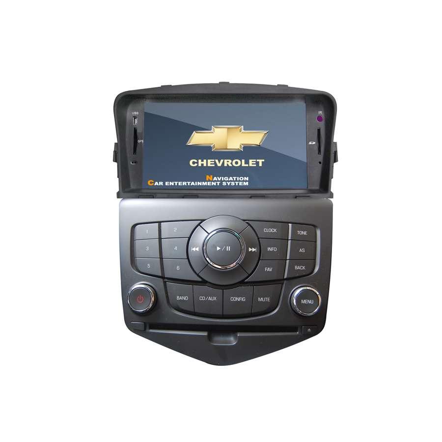 Navigatie Dedicata Chevrolet Cruze DVD GPS Auto CARKIT TV NAVD-8422C