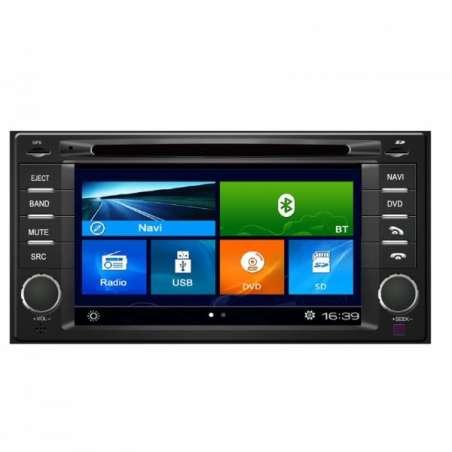 NAVIGATIE Dedicata SUBARU FORESTER IMPREZA DVD GPS Auto CARKIT NAVD-k062