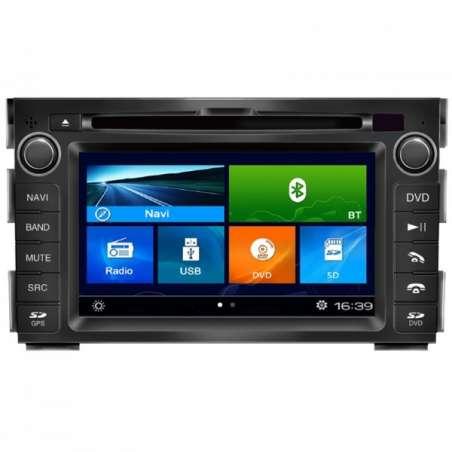 Navigatie Kia Ceed FACELIFT DVD GPS Auto CARKIT NAVD-k086