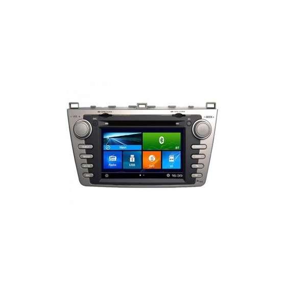 Navigatie Dedicata MAZDA 6 Dupa 2008 DVD Auto GPS IPOD USB TV NAVD-k012