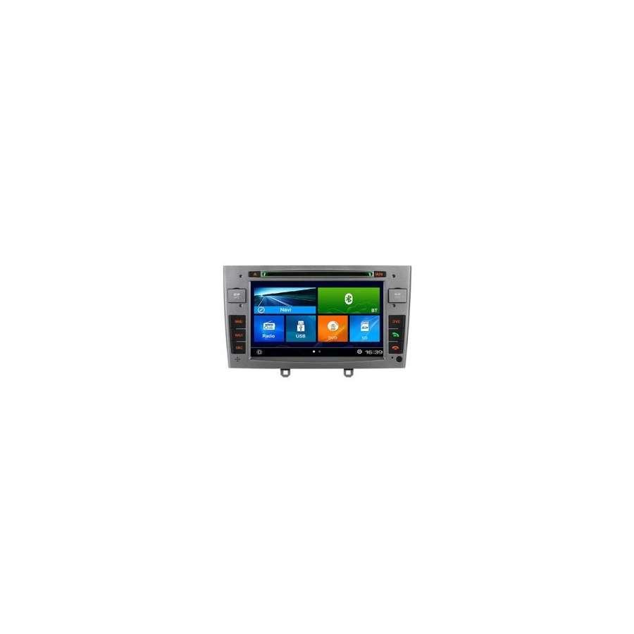 Navigatie Dedicata Peugeot 308 DVD GPS AUTO CARKIT TV NAVD-k083