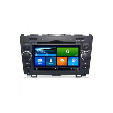 Navigatie Dedicata HONDA CR-V DVD Auto GPS CARKIT TV NAVD-k009