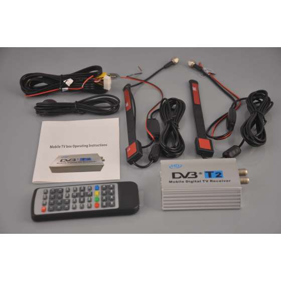 Dvb-T2 Tuner TV Auto Digital Hd AUTO MPEG4