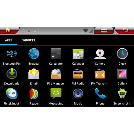 Modul GPS Extern cu Android pentru navigatie