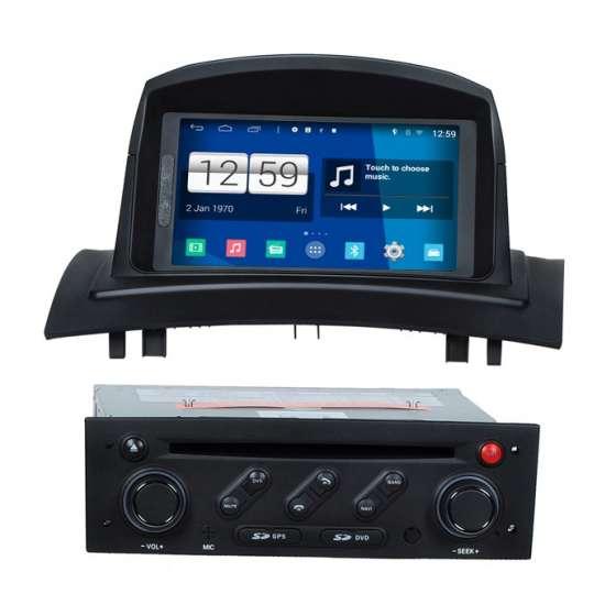 Navigatie Dedicata Android RENAULT MEGANE DVD GPS Auto CARKIT NAVD-M098