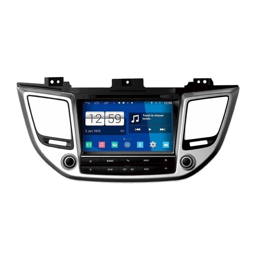 DVD GPS Auto Navigatie Dedicata Android Hyundai NEW TUCSON 2015 NAVD-M546