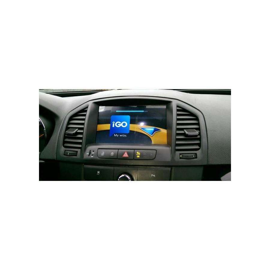 Navigatie Android Opel INSIGNIA DVD GPS CARKIT NAVD-A573
