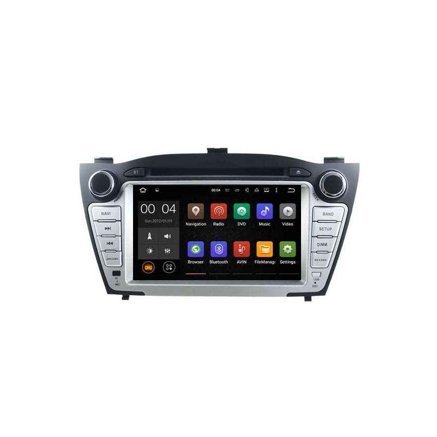Navigatie Dedicata Cu Android Hyundai IX35 NAVD-A047