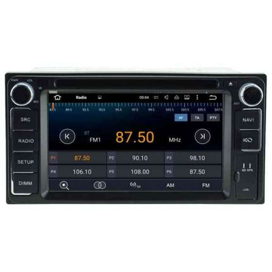 NAVIGATIE Android TOYOTA HILUX RAV 4 DVD GPS AUTO NAVD-A5158T