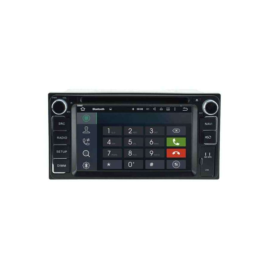 NAVIGATIE Android TOYOTA HILUX RAV 4 COROLLA DVD GPS AUTO NAVD-A9158T