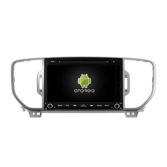 Navigatie Dedicata Cu Android Kia Sportage NAVD-i074