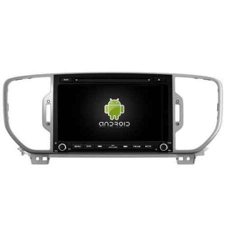 Navigatie Dedicata Cu Android Kia Sportage 2016 NAVD-A5580