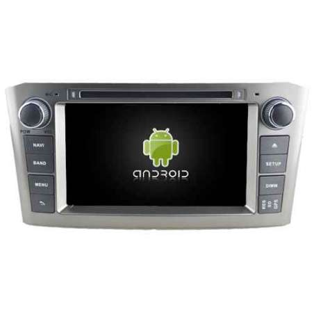 Navigatie Android Dedicata TOYOTA AVENSIS 2005-2008 NAVD-A5587