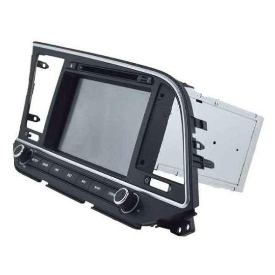 Navigatie Dedicata HYUNDAI ELANTRA 2011 DVD AUTO GPS CARKIT INTERNET NAVD-8992