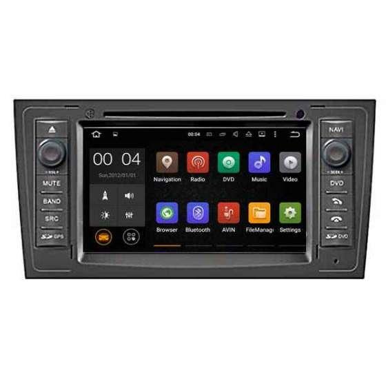 Navigatie Android AUDI A6 DVD Auto GPS CARKIT Internet NAVD-A5577