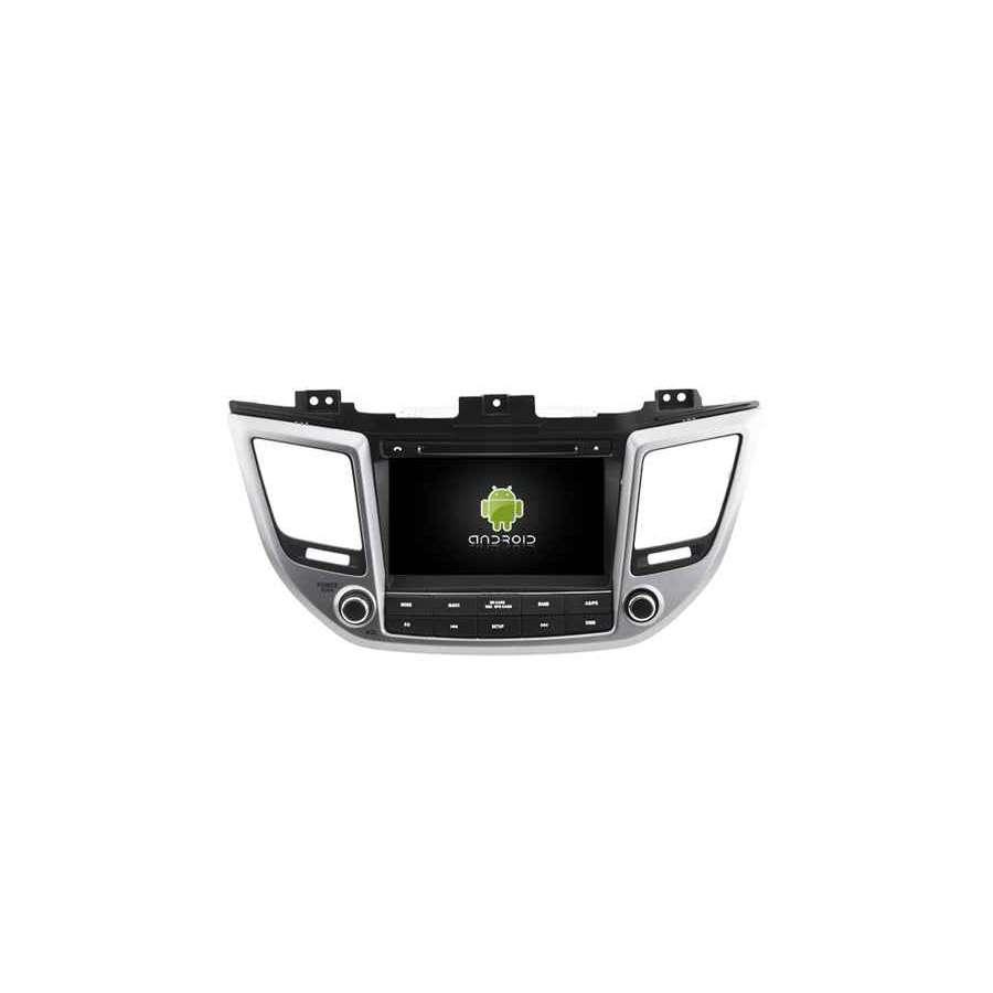 Navigatie Android Hyundai IX35 NAVD-A547