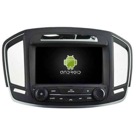 Navigatie Android Opel INSIGNIA 2014 DVD GPS CARKIT NAVD-A5548