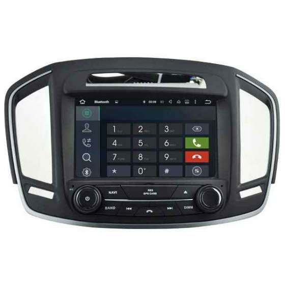 Navigatie Android Opel INSIGNIA 2014 DVD GPS CARKIT NAVD-A5548