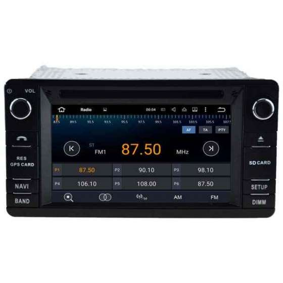 Navigatie Android MITSUBISHI OUTLANDER 2013 ASX 2014 DVD GPS Auto CARKIT TV NAVD-A5557