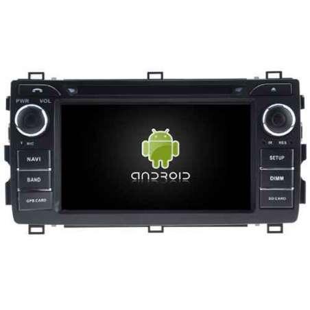 Navigatie Android TOYOTA AURIS 2013 NAVD-A5534