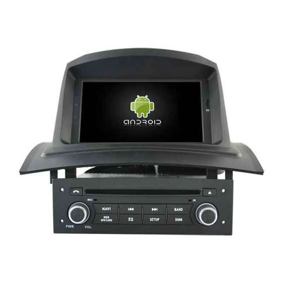 navigatie renault megane 2 dvd auto renault megane 2. Black Bedroom Furniture Sets. Home Design Ideas