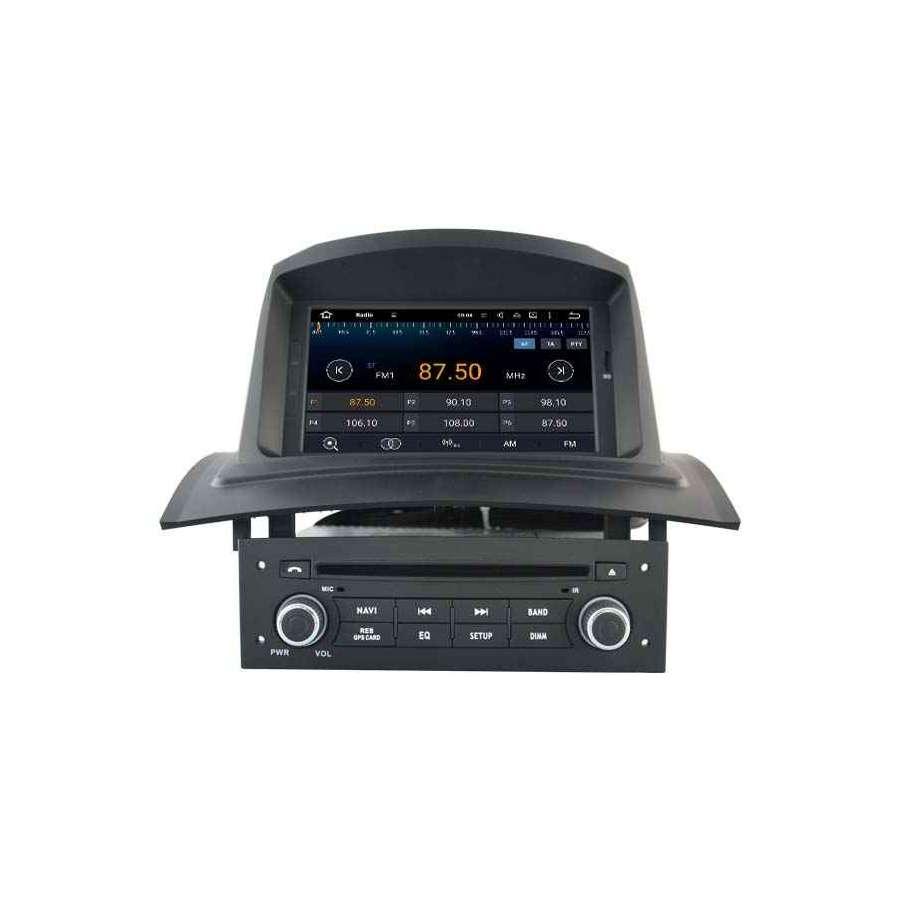 Navigatie Android RENAULT MEGANE 2 DVD GPS Auto CARKIT NAVD-A5522