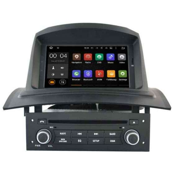 Navigatie Android RENAULT MEGANE 2 DVD GPS Auto CARKIT NAVD-A5522