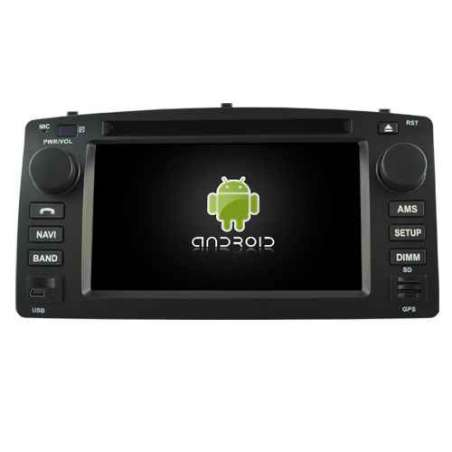 NAVIGATIE Android TOYOTA COROLLA DVD GPS AUTO NAVD-A5512