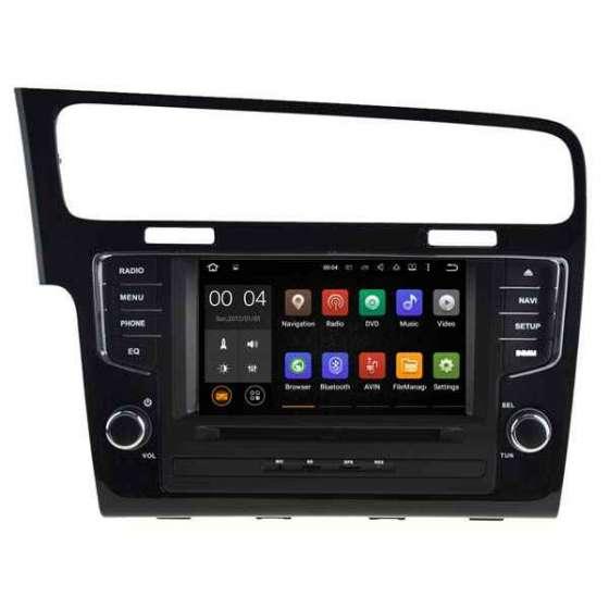 Navigatie Android GOLF 7 DVD GPS Auto CARKIT NAVD-A5521