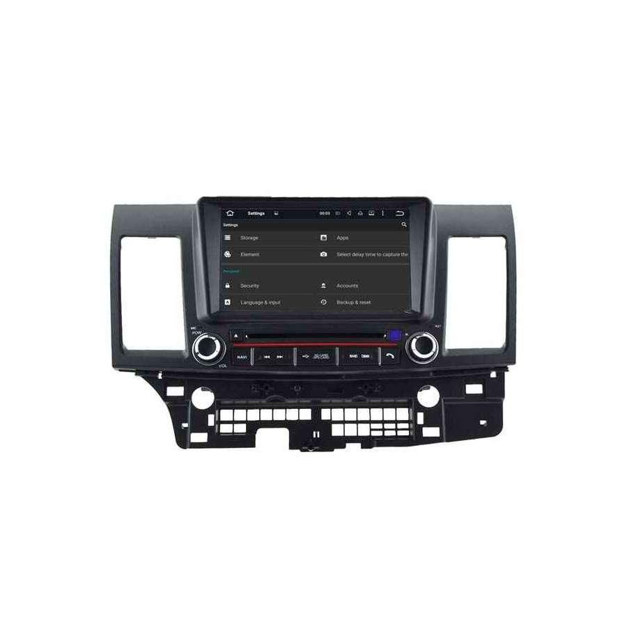 Navigatie Dedicata Cu Android Mitsubishi LANCER A5527