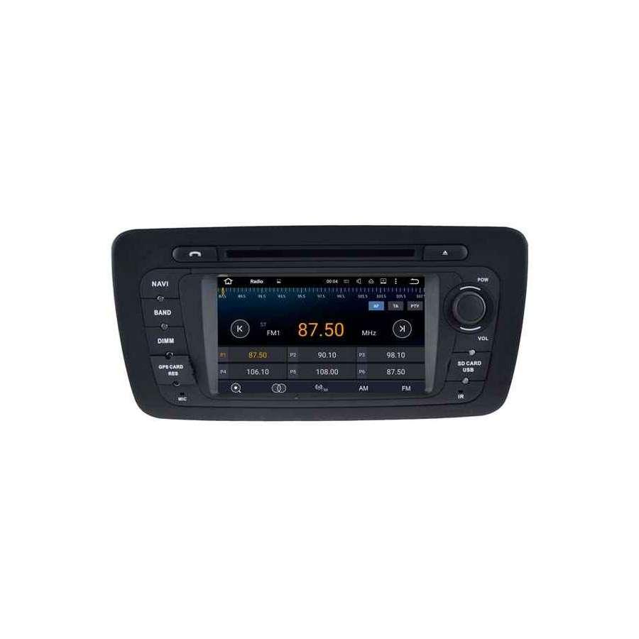 Navigatie Android Dedicata SEAT IBIZA NAVD-A5524