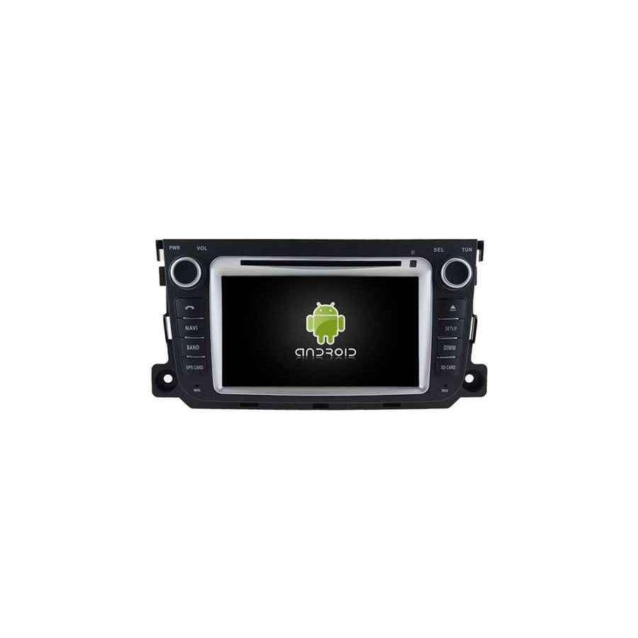 Navigatie Android SMART 2010-2014 DVD GPS AUTO CARKIT NAVD-A5502