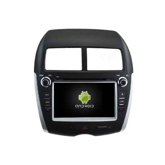 Navigatie Android Mitsubishi ASX DVD GPS AUTO CARKIT NAVD-A5727
