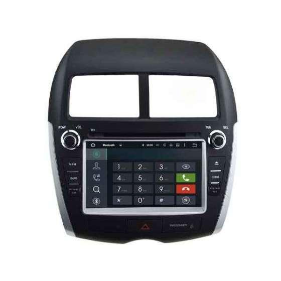 Navigatie Android Mitsubishi ASX DVD GPS AUTO CARKIT NAVD-A5727
