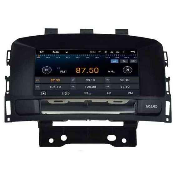 Navigatie Android 8.0 Octa Core 4GB Ram Opel OPEL Astra J DVD GPS CARKIT PX5 NAVD-P5754