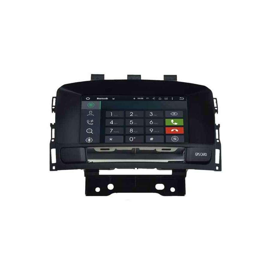 Navigatie Android Opel OPEL Astra J DVD GPS CARKIT NAVD-P5754