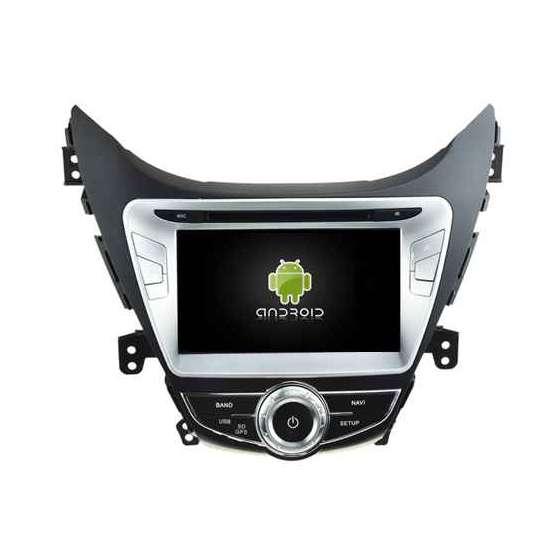 Navigatie Android HYUNDAI ELANTRA 2011 DVD AUTO GPS CARKIT INTERNET NAVD-A5718