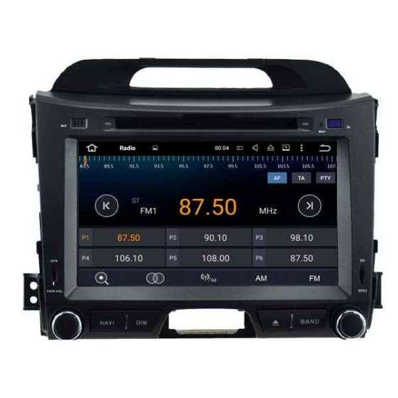 Navigatie Dedicata Cu Android Kia Sportage 2011 NAVD-A5743
