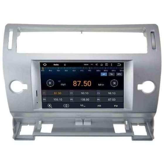 NAVIGATIE Android CITROEN C4 DVD GPS Auto CARKIT NAVD-A5691