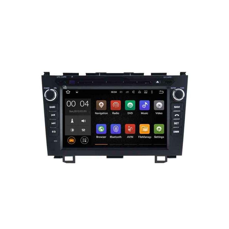 Navigatie Android HONDA CR-V DVD Auto GPS CARKIT NAVD-A5789