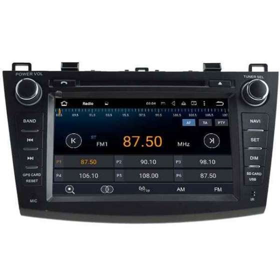 Navigatie Android MAZDA 3 Dupa 2010 DVD Auto GPS NAVD-A5793